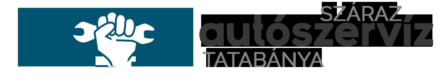 Autószervíz Tatabánya logó